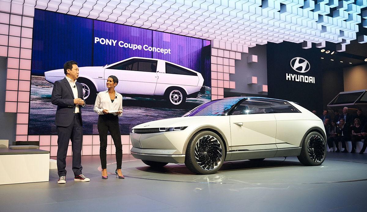 Xe ô tô điện nay mai của Hyundai sẽ hấp dẫn như thế này! - Hình 1