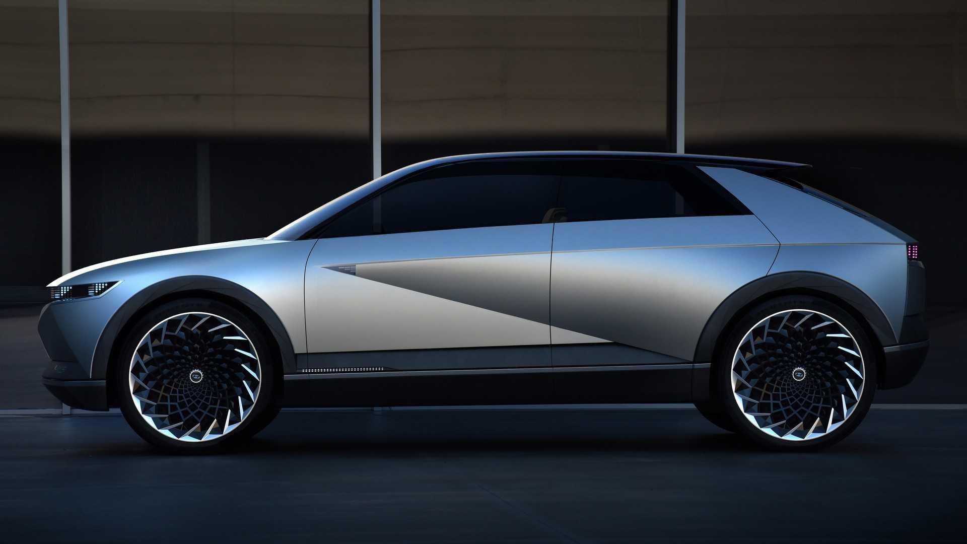 Xe ô tô điện nay mai của Hyundai sẽ hấp dẫn như thế này! - Hình 3