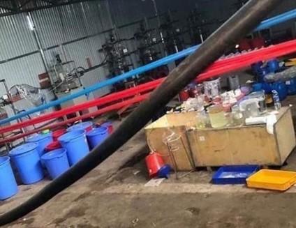 Xưởng sản xuất ma túy cực lớn do người Trung Quốc điều hành bị xóa sổ ra sao? - Hình 1