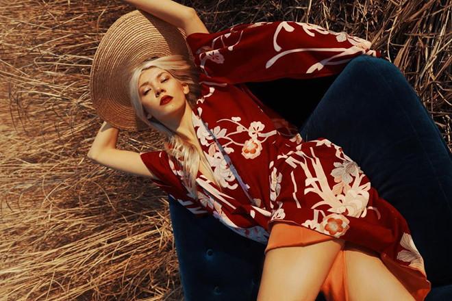 3 hot girl lai Nga - Nhật nổi tiếng trên mạng với nét đẹp ngọt ngào - Hình 9