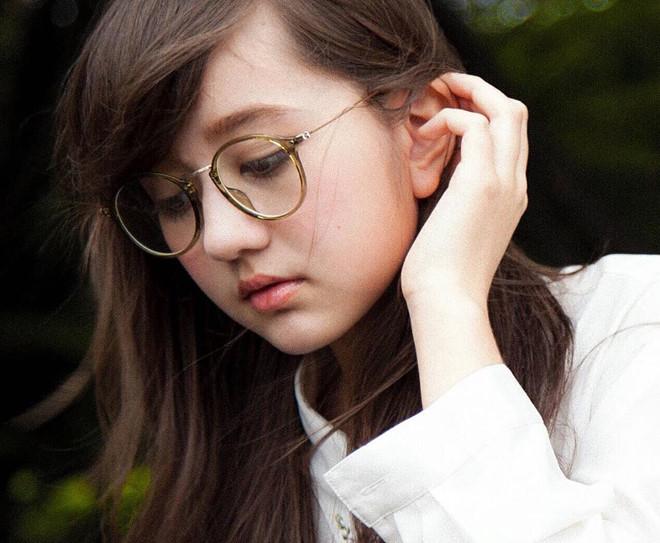 3 hot girl lai Nga - Nhật nổi tiếng trên mạng với nét đẹp ngọt ngào - Hình 4