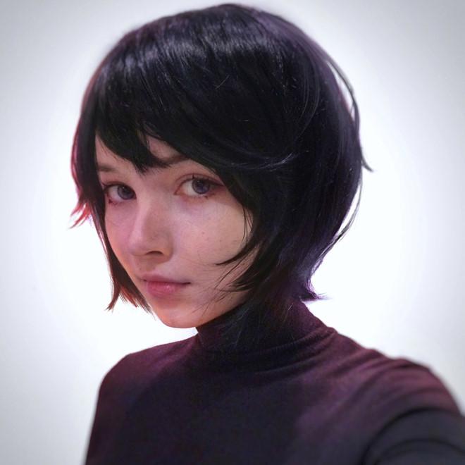 3 hot girl lai Nga - Nhật nổi tiếng trên mạng với nét đẹp ngọt ngào - Hình 7