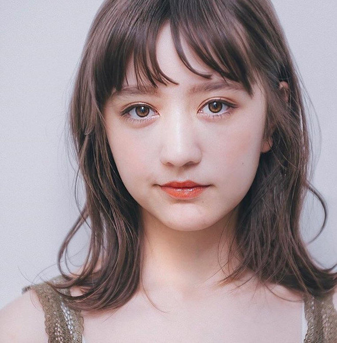 3 hot girl lai Nga - Nhật nổi tiếng trên mạng với nét đẹp ngọt ngào - Hình 3