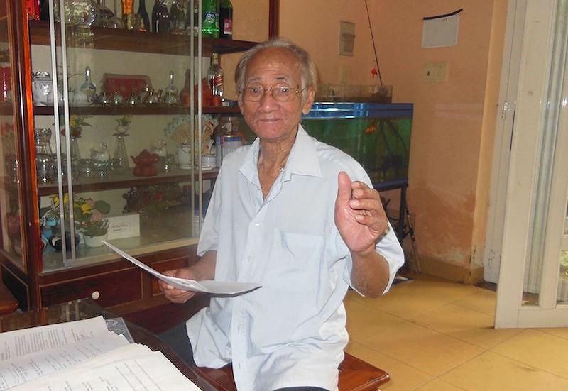 Cụ ông 90 tuổi được bồi thường gần 400 triệu đồng - Hình 1