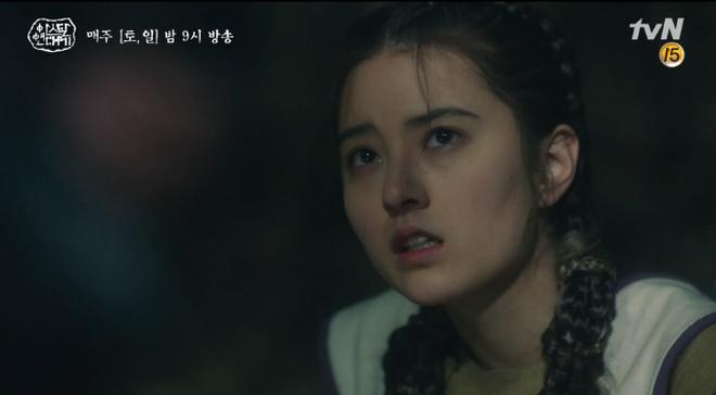 7 bóng hồng của Song Joong Ki ở Arthdal: Hết BLACKPINK, con lai Nga Hàn tới mỹ nhân Nhật đẹp nức lòng ai mà không mê - Hình 9