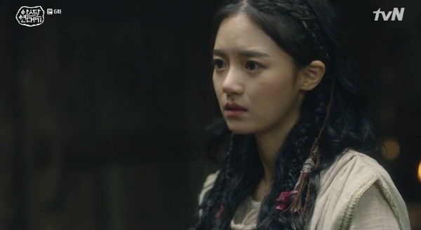 7 bóng hồng của Song Joong Ki ở Arthdal: Hết BLACKPINK, con lai Nga Hàn tới mỹ nhân Nhật đẹp nức lòng ai mà không mê - Hình 17