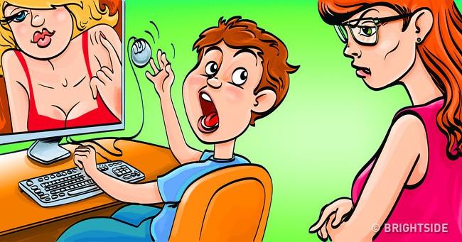 9 sai lầm này của cha mẹ khiến trẻ nói dối, thế mà cứ đổ lỗi do con - Hình 1