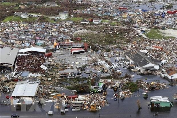 Bahamas: Vẫn còn 2.500 người mất tích sau siêu bão Dorian - Hình 1