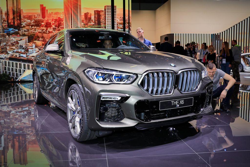 BMW X6 M50i 2020 chính thức trình làng - Tuyệt phẩm của sự táo bạo - Hình 1