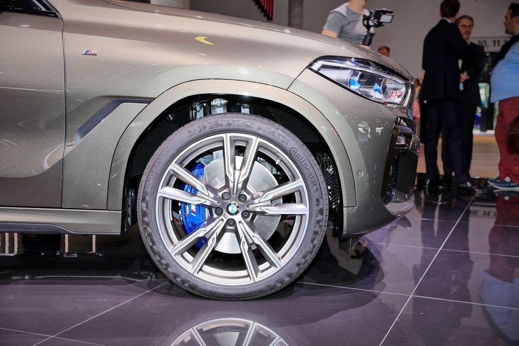 BMW X6 M50i 2020 chính thức trình làng - Tuyệt phẩm của sự táo bạo - Hình 4