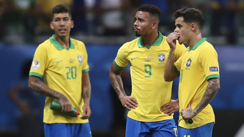 Brazil thua 0-1 trước Peru: Selecao trở về mặt đất - Hình 1
