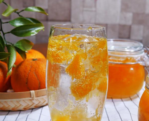 Cách làm mứt cam ngâm đường uống nước cực dễ, mát lạnh tái tê - Hình 7