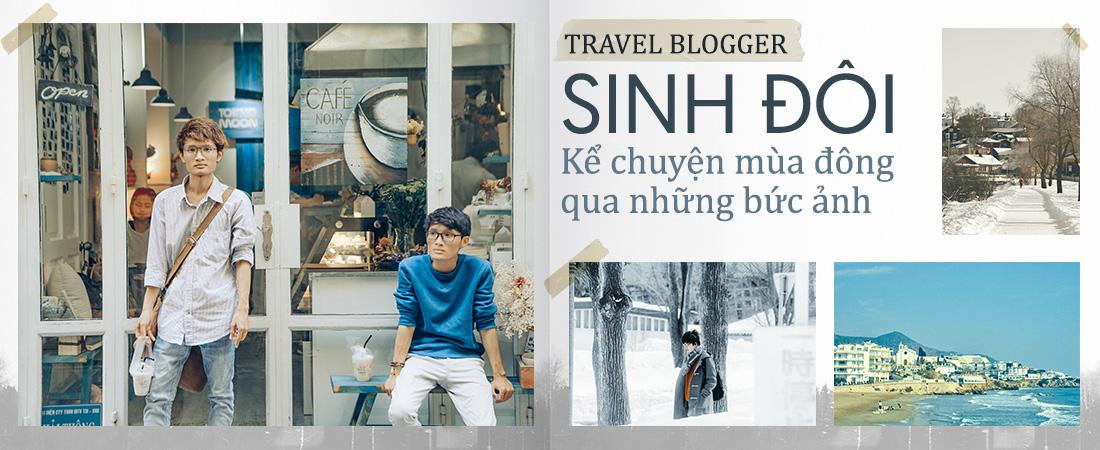 Cặp đôi travel blogger song sinh: May mắn nhất là tìm được bạn đồng hành ưng ý, đó là người anh em của mình - Hình 1