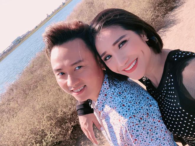 Cát Tường tình tứ bên người yêu cũ Hàn Thái Tú - Hình 1
