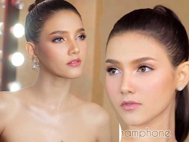 Choáng với phong cách phóng khoáng, gợi cảm của Hoa hậu đẹp nhất lịch sử Lào - Hình 3