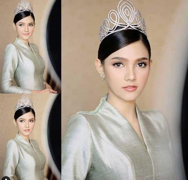 Choáng với phong cách phóng khoáng, gợi cảm của Hoa hậu đẹp nhất lịch sử Lào - Hình 17