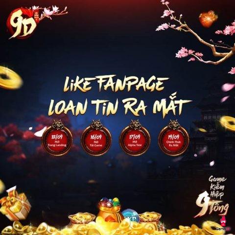 Cửu Dương Truyền Kỳ sẽ được GOSU phát hành tại Việt Nam vào ngày 19/9 - Hình 1