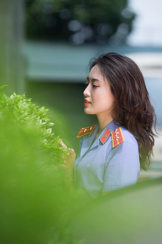 Cựu sinh viên ĐH Kiểm sát Hà Nội xinh chẳng kém gì hotgirl với nụ cười tỏa nắng nhìn là yêu - Hình 3