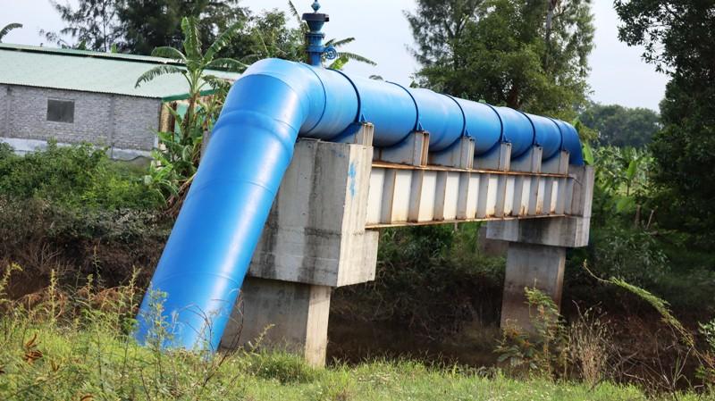 Đã dừng lấy nước sông Đào, lấy nước sông Lam làm nước máy - Hình 2
