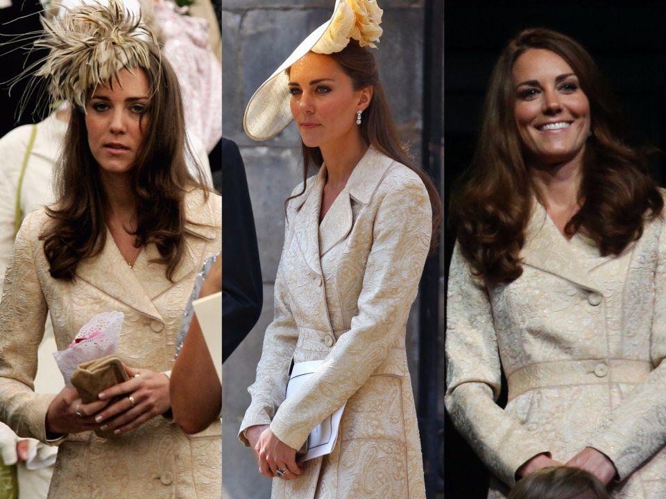 Dè sẻn như công nương Kate: mua đầm 50 triệu nhưng xài giày cũ và đeo hoa tai 150 nghìn - Hình 7