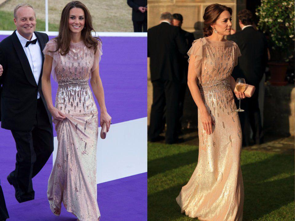 Dè sẻn như công nương Kate: mua đầm 50 triệu nhưng xài giày cũ và đeo hoa tai 150 nghìn - Hình 12