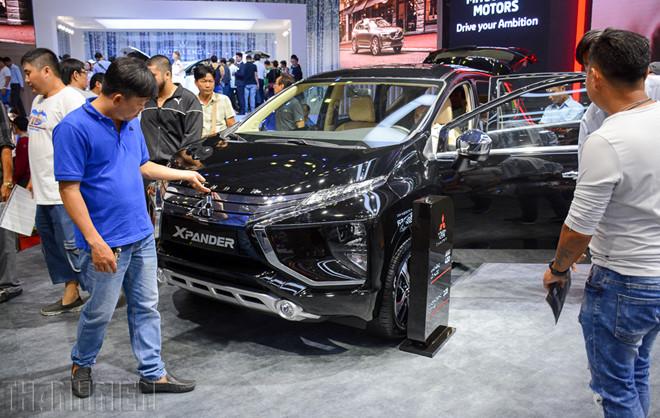 Dồn dập khuyến mãi, thị trường ô tô vẫn bết bát trong tháng 'cô hồn' - Hình 4