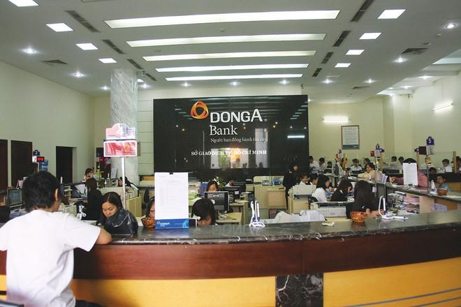 DongA Bank sau 5 năm tái cơ cấu, sự hiện diện với tin đồn sáp nhập - Hình 1