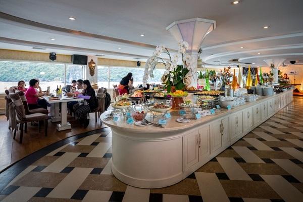 Du thuyền nhà hàng: Xu hướng nghỉ dưỡng mới hút khách du lịch - Hình 7