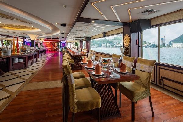 Du thuyền nhà hàng: Xu hướng nghỉ dưỡng mới hút khách du lịch - Hình 1