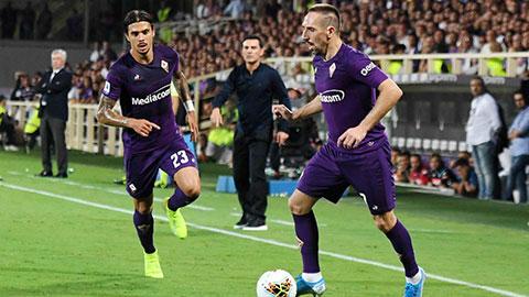 Franck Ribery vs Cristiano Ronaldo: Cuộc gặp gỡ bên kia sườn dốc - Hình 2