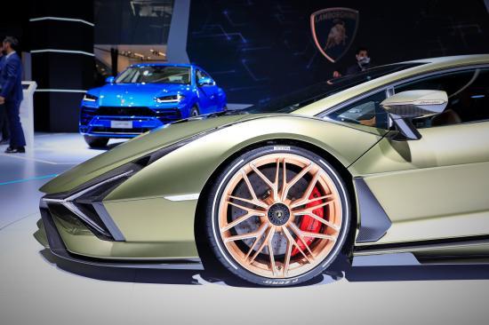 Frankfurt Motor Show 2019: Lamborghini trưng bày siêu phẩm Sian hoàn toàn mới - Hình 7