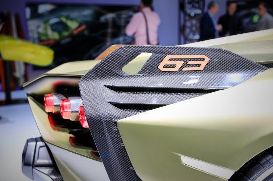 Frankfurt Motor Show 2019: Lamborghini trưng bày siêu phẩm Sian hoàn toàn mới - Hình 17