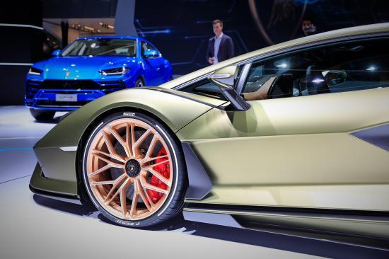 Frankfurt Motor Show 2019: Lamborghini trưng bày siêu phẩm Sian hoàn toàn mới - Hình 19
