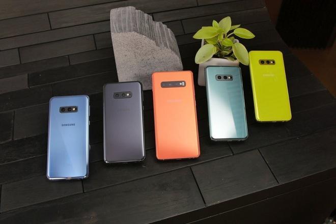 Galaxy S11 sẽ bao gồm 1 số tùy chọn màu sắc quen thuộc? - Hình 1
