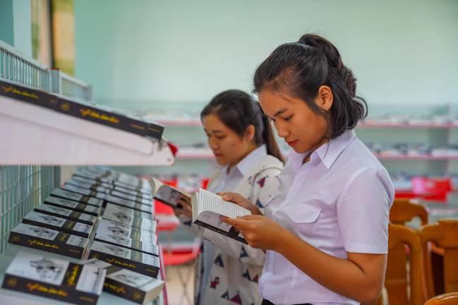 Hành trình từ Trái Tim đến với các em học sinh vùng sâu tỉnh Bình Phước - Hình 3