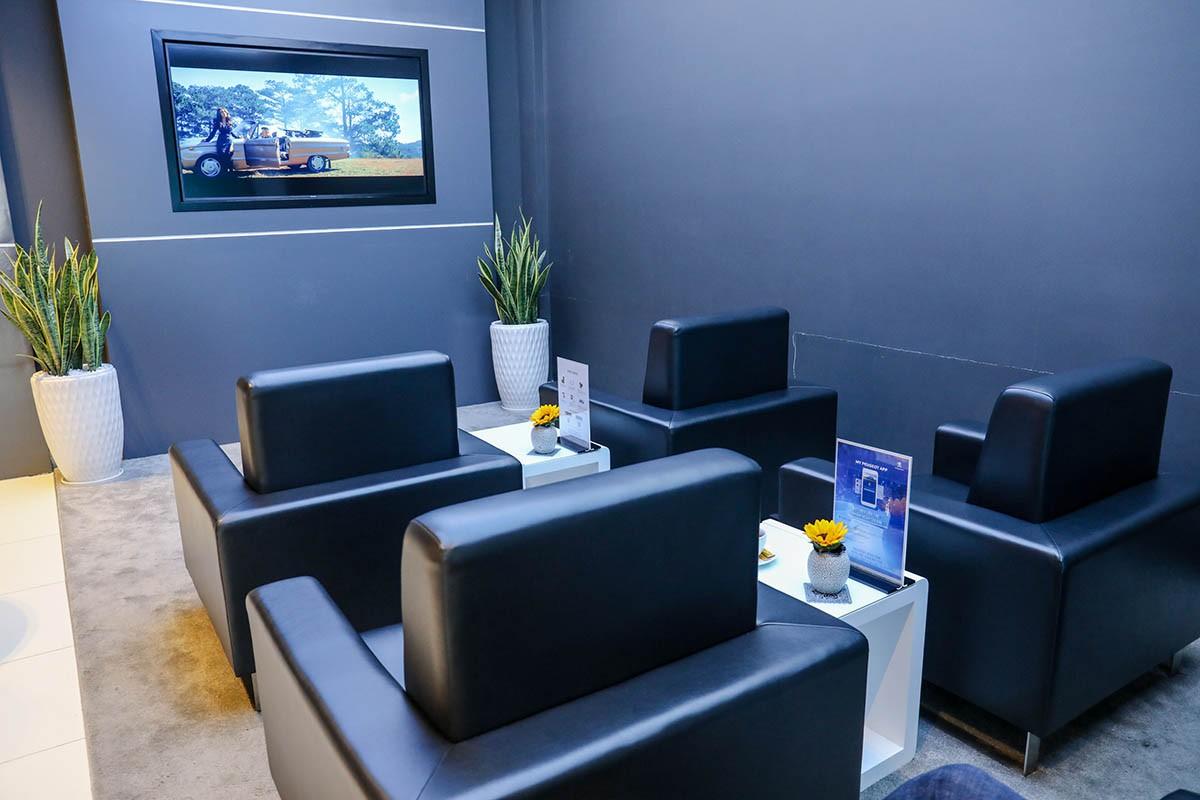 Hệ thống showroom Peugeot chuẩn 3S toàn cầu tại Việt Nam - Hình 6