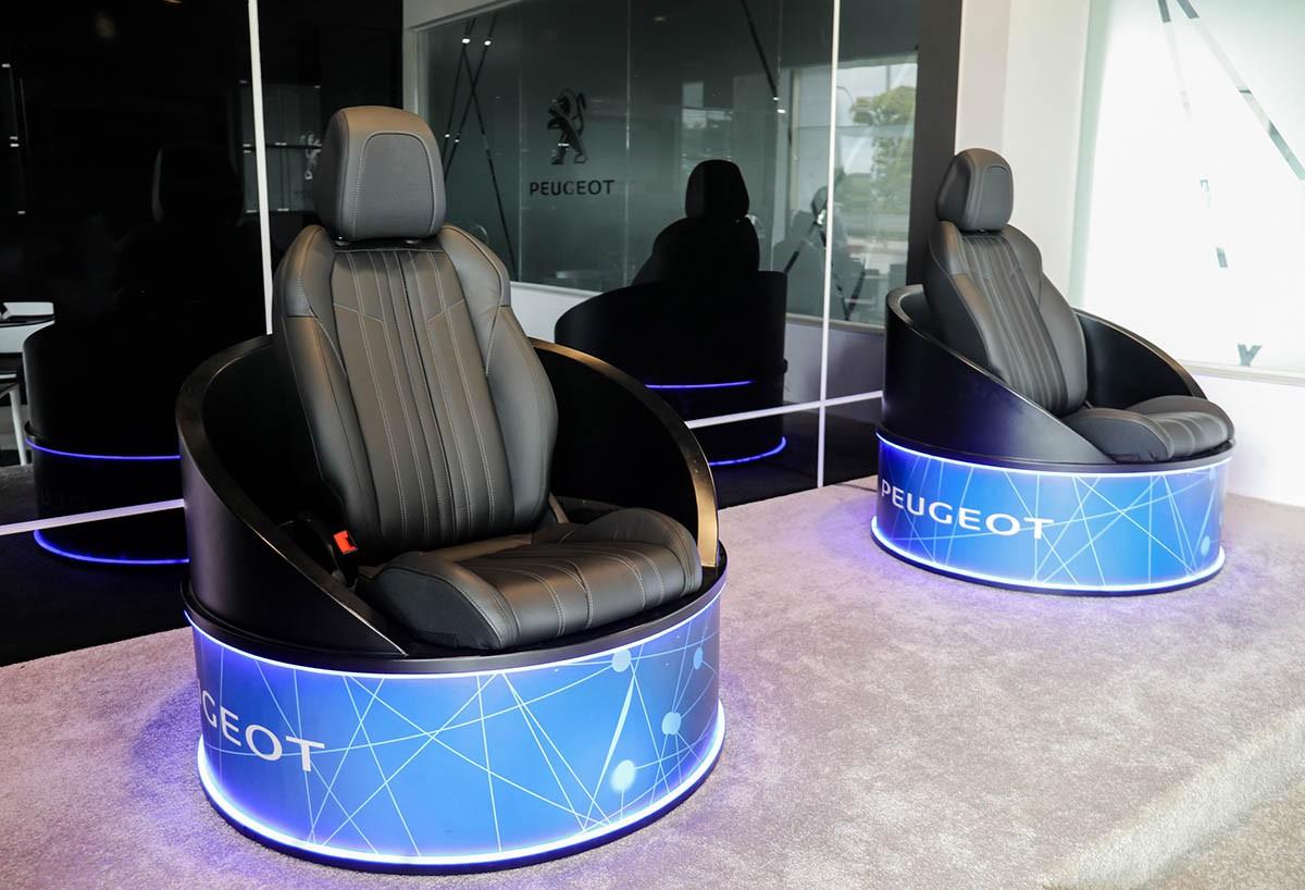 Hệ thống showroom Peugeot chuẩn 3S toàn cầu tại Việt Nam - Hình 5