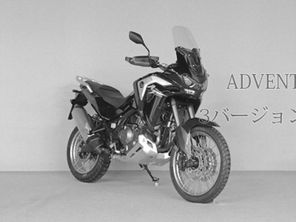 Honda Africa Twin CRF1100L lộ diện đầy đủ, sẵn sàng chinh phục mọi địa hình - Hình 1