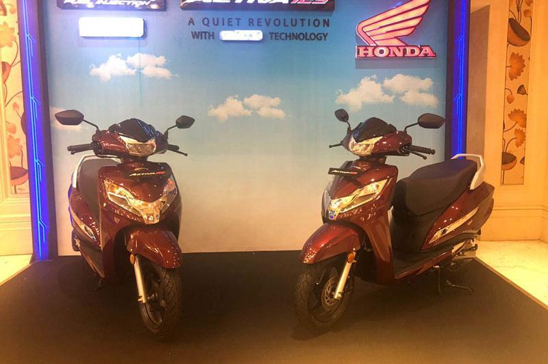 Honda ra mắt xe ga siêu tiết kiệm xăng, giá gần 22 triệu đồng - Hình 1