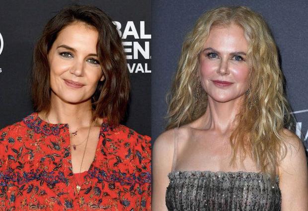 Katie Holmes cầu cứu Nicole Kidman vì sợ Tom Cruise sẽ đưa bé Suri gia nhập giáo phái Scientology? - Hình 2