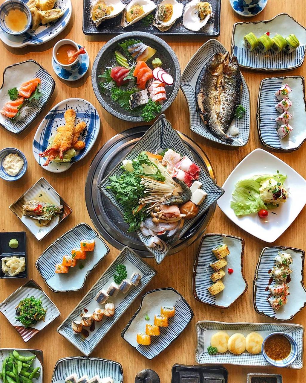 Khám phá ẩm thực Nhật Bản tại 4 nhà hàng nổi tiếng ở TP.HCM - Hình 3