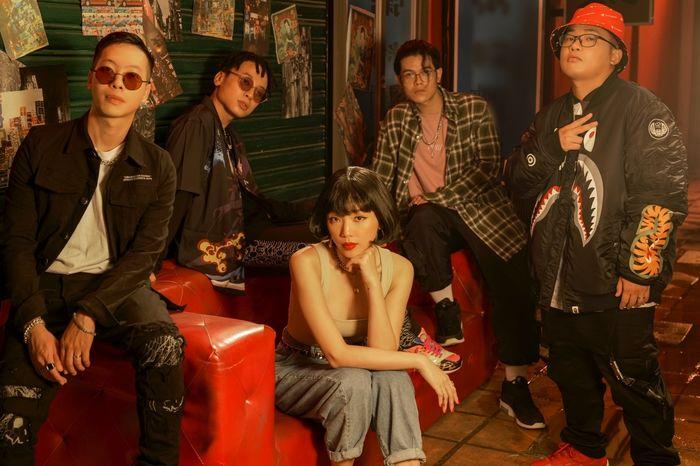 Lần đầu kết hợp cùng Tóc Tiên, Da LAB có ngay sản phẩm ngập tràn drama - Hình 1