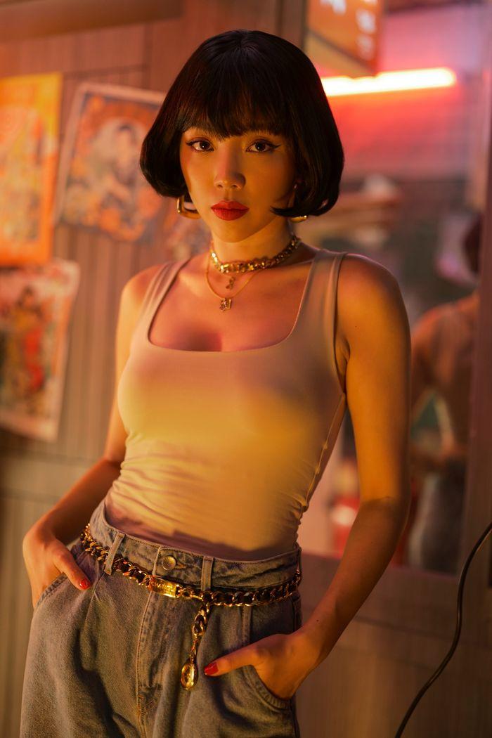 Lần đầu kết hợp cùng Tóc Tiên, Da LAB có ngay sản phẩm ngập tràn drama - Hình 11