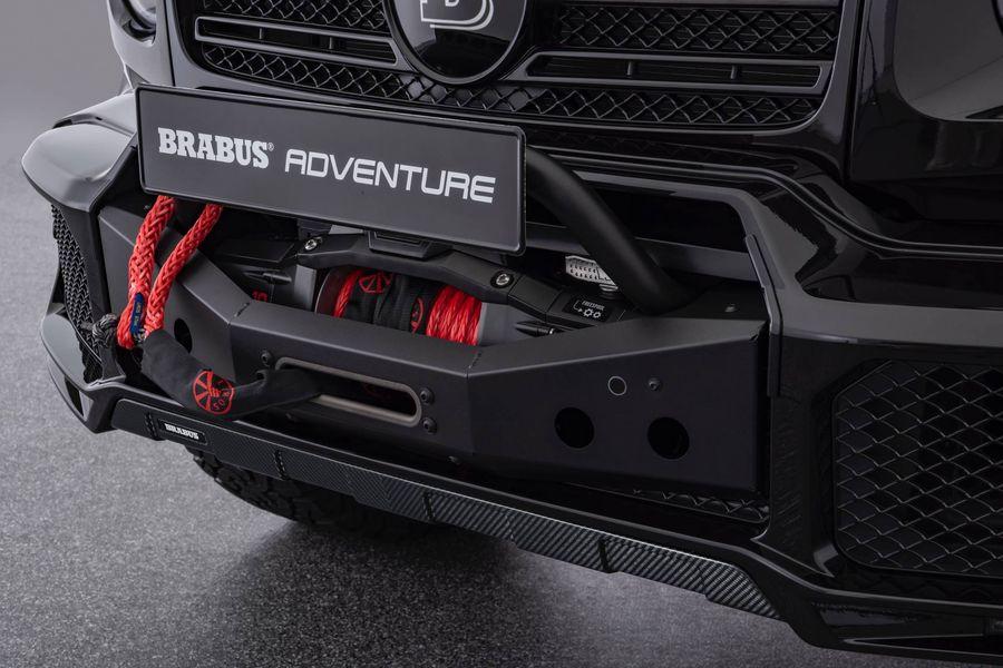 Mercedes G-Class Brabus Adventure gây ấn tượng tại gian hàng Brabus - Hình 4