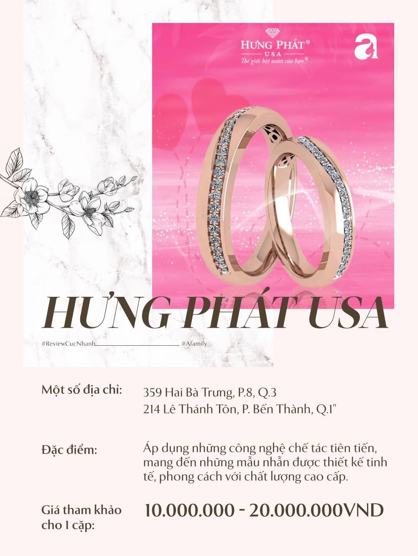 Mùa cưới sắp đến, chọn mua nhẫn cưới ở TP.HCM không khó nếu bạn biết các địa chỉ này - Hình 7
