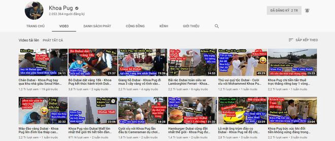 Người ta làm YouTube kiếm tiền, còn Khoa Pug và Vũ Khắc Tiệp lại đốt tiền lập kênh riêng để trở thành travel blogger! - Hình 2
