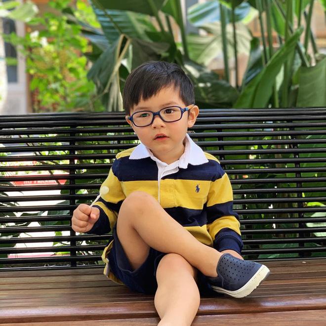 Những nhóc tỳ Vbiz nói tiếng Anh như gió: Con trai Đan Trường 2 tuổi biết 4 thứ tiếng, Subeo đỉnh đến mức mẹ ngỡ ngàng - Hình 1
