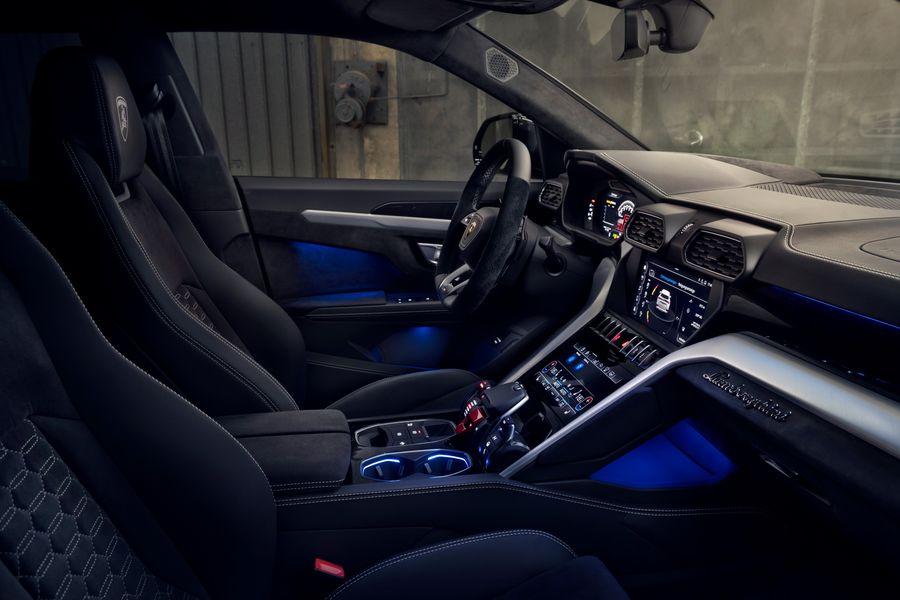 Qua tay Novitec, Lamborghini Urus trông như thể một chiếc hatchback siêu khủng - Hình 6