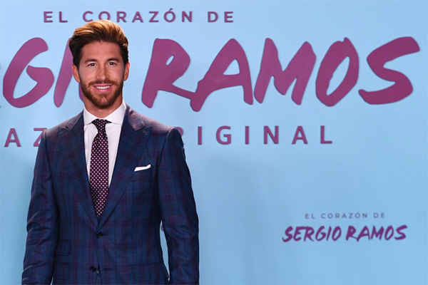 Sergio Ramos kể chuyện cưa đổ vợ hơn 8 tuổi - Hình 4
