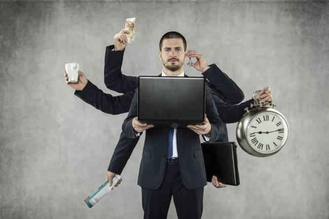 Sự bận rộn giúp bạn sống lâu hơn - Hình 1